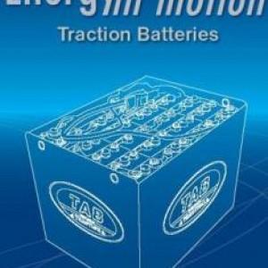 Baterii de tractiune standard