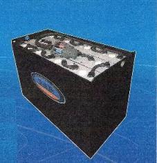 Baterii de tractiune cu gel